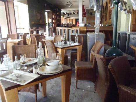 cafe untouched