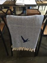 Goose blanket
