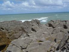 Punakaki Rocks