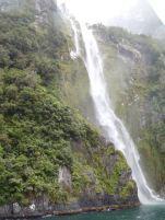 waterfall marlborough sounds