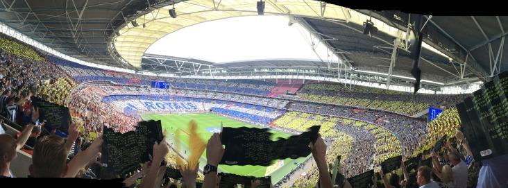 HTAFC Wembley 2017