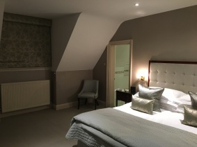 Tylney Hall Suite
