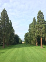 Tylney Hall - View